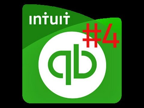 QuickBooks Online Tutorial for beginners / deposit with credit card fee #4