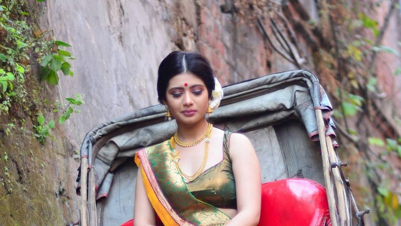 Bengali actress ena saha hot stills in saree youtube thecheapjerseys Gallery