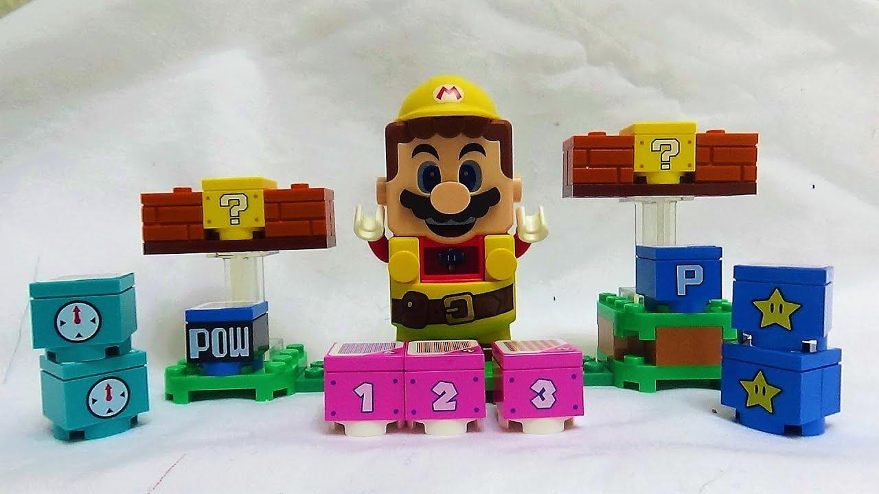 LEGO SUPER MARIO WORLDS #1...