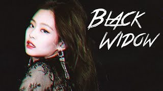 Jennie Kim Black Widow FMV Happy Birthday Jennie.mp3