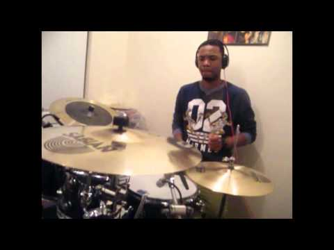 JS -  Chris Brown - Add Me In Drum Cover