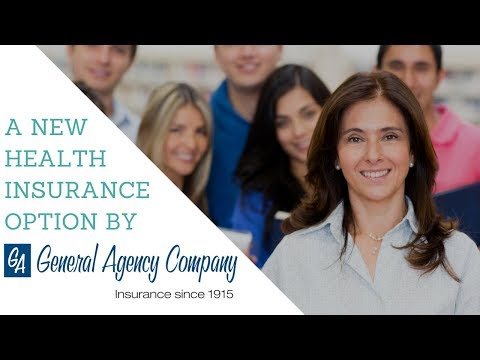 General Agency's New Health Insurance Option