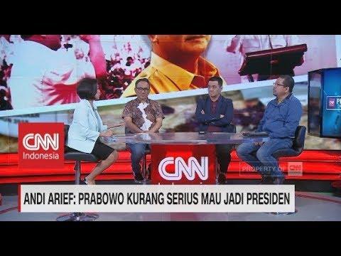 Pengamat: Andi Arief Memang Menyerang Prabowo, Sejalan dengan Jenderal Kardus