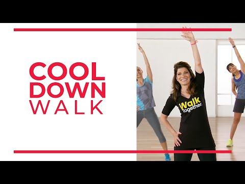 Cool Down Walk | Walk At Home