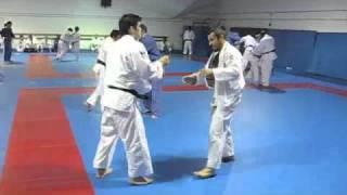 Randori with Kosei Inoue at Georgetown Judo Club