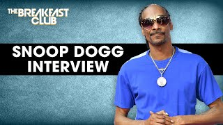 Snoop Dogg On Hip-Hop Transcending Territories, Therapy, Kanye West, Gayle King + More