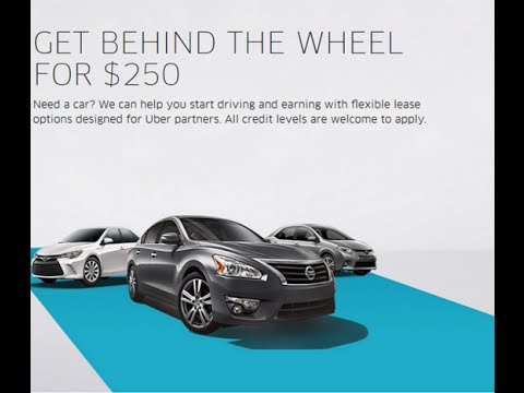 Leasing A Car Through Uber >> Uber Xchange Leasing Progam