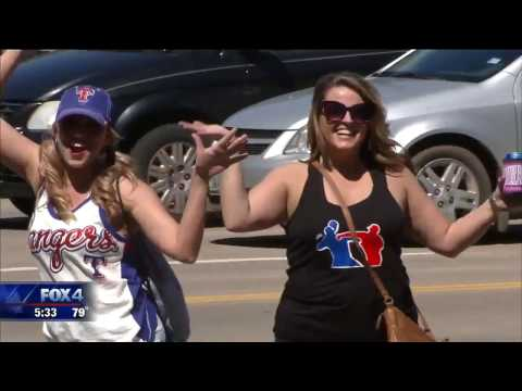 Rangers start new season with game against Indians