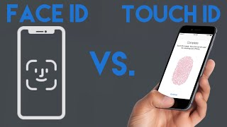 Face ID VS Touch ID
