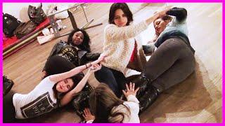 Fifth Harmony's Wild Dance Rehearsal Fifth Harmony Takeover Ep. 53