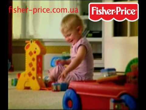 Fisher-price Чудо-кубики серии Peek-a-Blocks