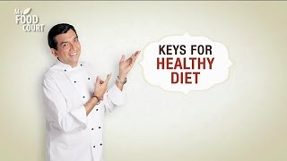 Keys for Healthy Diet by Sanjeev Kapoor