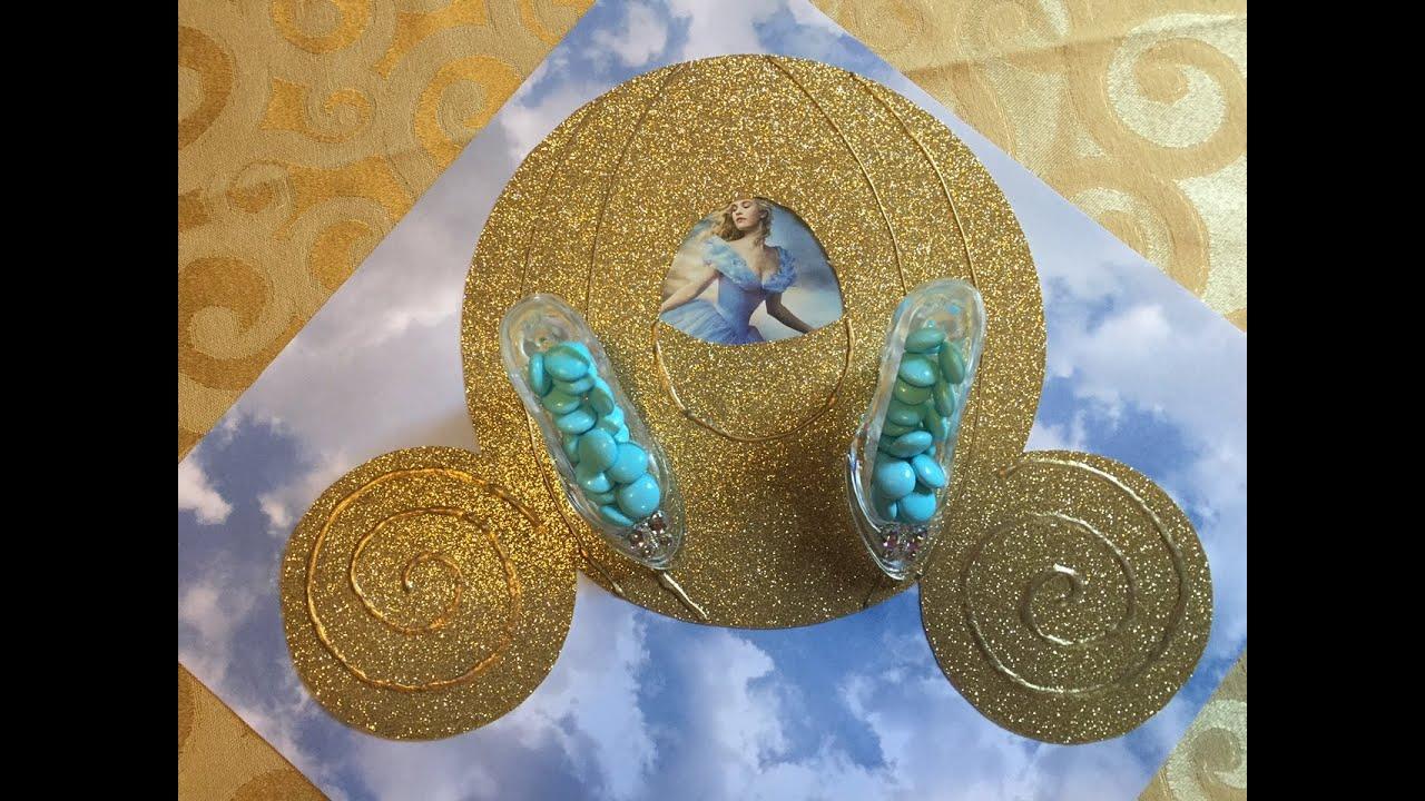 Cinderella Party Ideas DIY (easy) - Cinderella Party Ideas DIY (easy) - YouTube