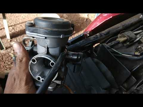 How to fix Pulsar 180 carburetor in Yamaha FZ/Fazer. Better milage and Power..50+ milage sure !!!!!