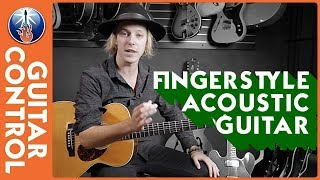 Fingerstyle Acoustic Guitar