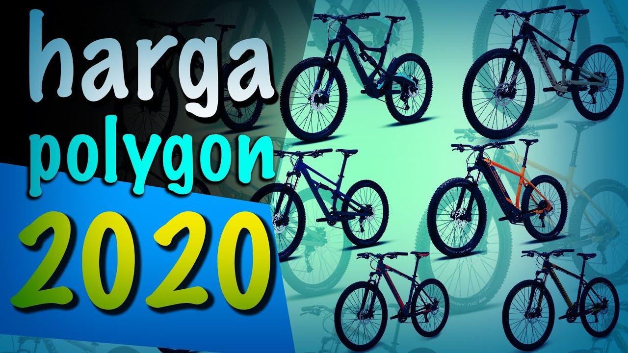 Harga Sepeda Mtb Polygon 2020 Termurah Hingga Termahal Youtube