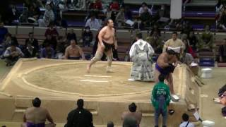 2016年11月27日の取組です。 大相撲本場所の幕下&十両の取組を中心に自...