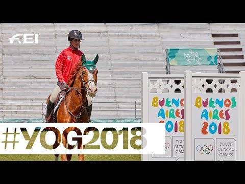 The Equestrian Teams At The #YOG2018 | Youth Olympic Games 2018