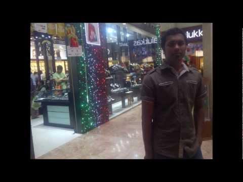 Chappa @ Dubai -  Here I feel so Lonely _ Tu na mere Jana