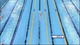 sun yang 1500m freestyle