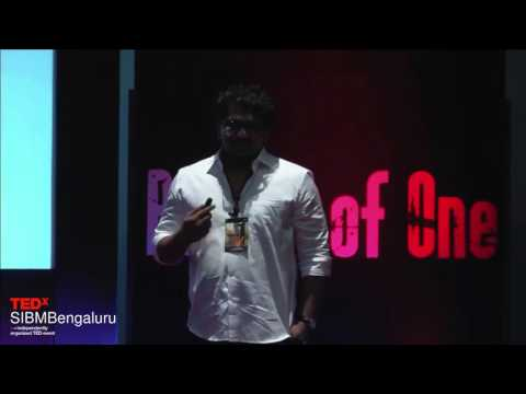 A little less than Sixth Sense: Perspective of a Mentalist | Adarsh K | TEDxSIBMBengaluru