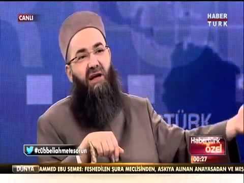 Cübbeli Ahmet Hoca, Habertürk Bayram...