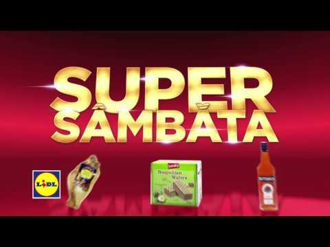 Super Sambata la Lidl • 6 Mai 2017