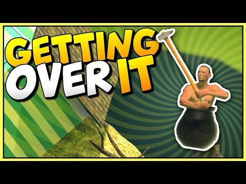 VAI TER GETTING OVER IT NO CANAL!!?? (DEPENDE DE VC)