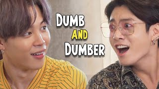 BTS Dumb and Dumber Moments :)