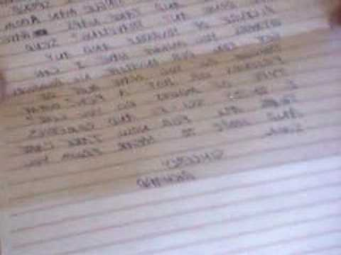 richard ramirez letter youtube