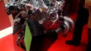 Citroen WRC Engine