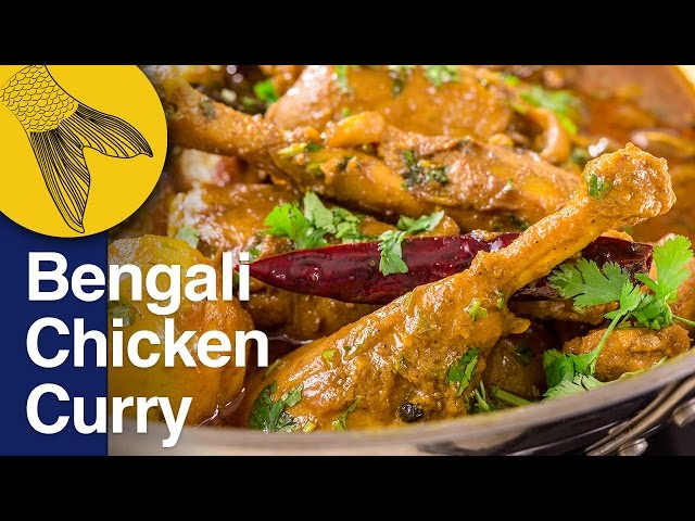 Chicken curry bong eats bengali recipe videos loading video forumfinder Images