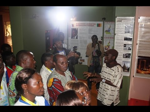 Presentation Of The Museum Of Civilization, Dschang, Cameroon