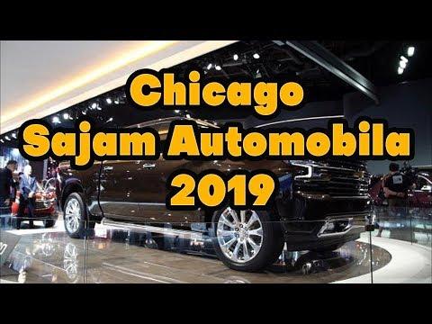 KLIP ! Chicago sajam automobila 2019