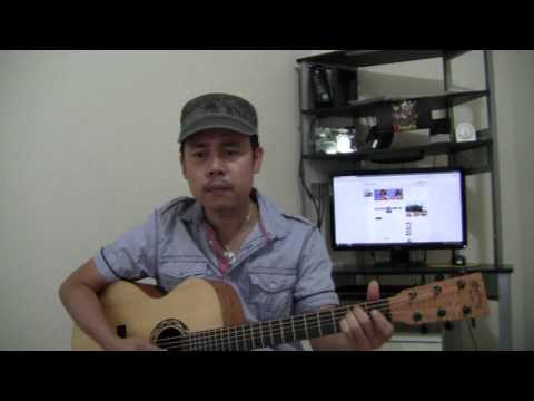 xin lam nguoi xa la  guitar (cover)
