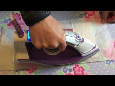 How to iron hama beads - fuse melt perler beads together make peeler hama beads