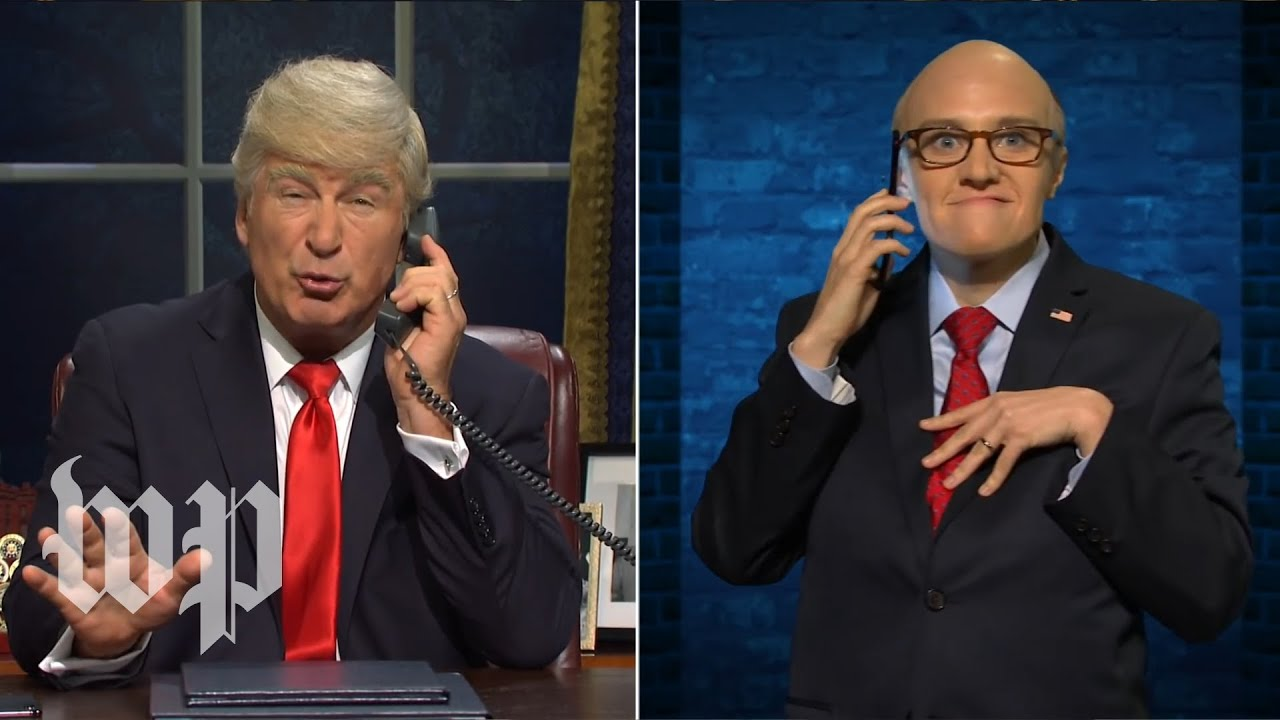 SNL takes on impeachment, Trump and 2020 Democrats