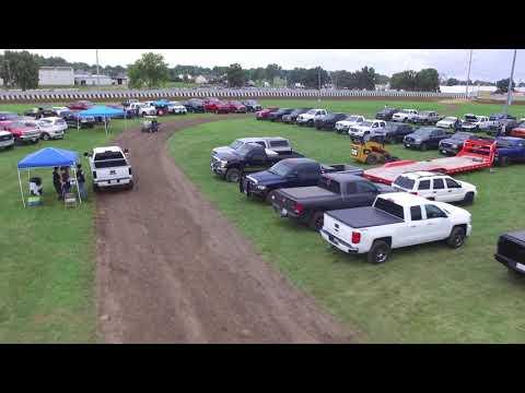 2018 Winnebago County Fair Dirt Drags