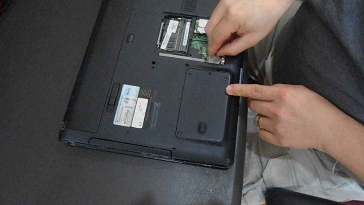 Pile CMOS rtc bios Battery HP Pavilion dm4t