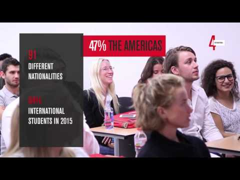 About EAE Business School - Masters and postgraduates