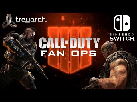 Nintendo Switch - Call of Duty Black Ops 4 Is Still Coming If You Ask Fans