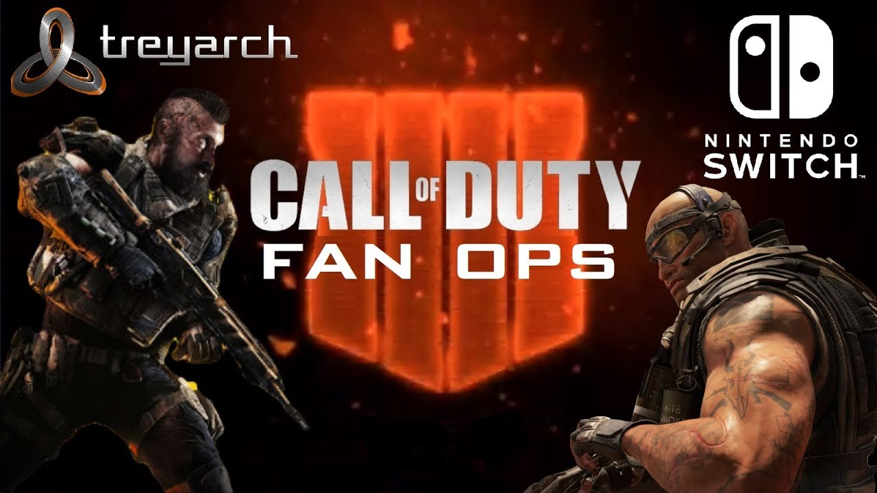 Nintendo Switch Call Of Duty Black Ops 4 Is Still Coming If You Ask Fans Youtube