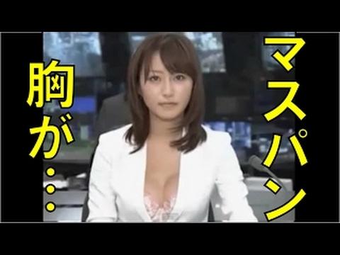 [閲覧注意] 最も再生された放送事故 女子アナウンサー 動画