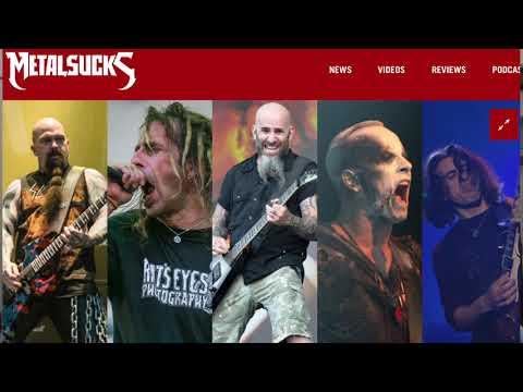 SLAYER Announce Final Tour - The MetalSucks Minute