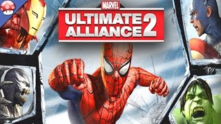 Marvel Ultimate Alliance 2 Remastered Gameplay PC HD [1080p/60fps] [Steam Gameplay 2016]