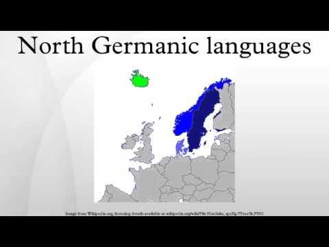 North Germanic languages
