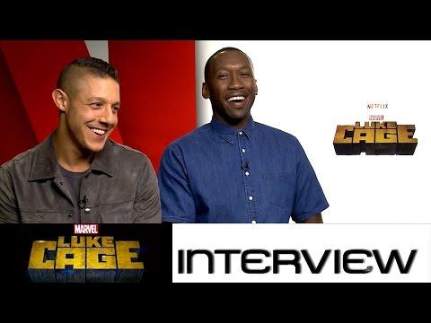 Luke Cage: Theo Rossi Shades Alvarez und Mahershala Ali Cornell Stokes zur NetflixSerie