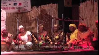 """Mezcal Jazz Unit & Shantu """"Shantu Quarya"""" @ Kamfest 09"""