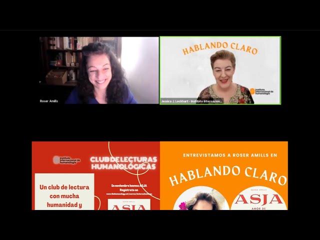 Me entrevista la californiana creadora de la Humanología Jessica Lockhart desde Panamá