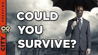 Is Urban Survival Possible?